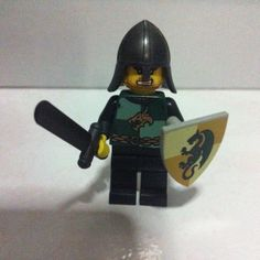 Lego Castle Kingdom - Knight Minifigures Lego Knights, Lego Castle, Decor, Decoration, Decorating, Deco