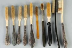 Fun Fact: William Addis manufactured the first toothbrush in Europe in 1780 (via Mental Floss)