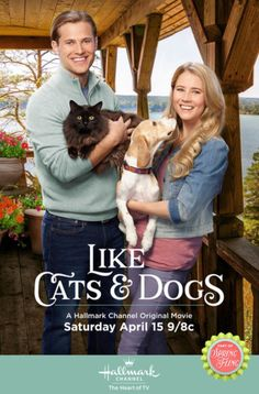 Like Cats and Dogs is a movie about 2 young people who have somehow rented the same house for 2 weeks. I found myself constantly distracted by how much Cassidy Gifford looks like her mom. It's almost freaky. But she did a great job in this movie. Her character was very likeable.