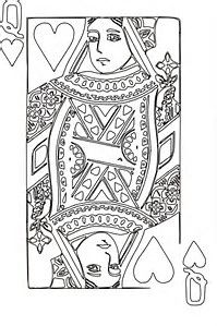 Image Result For Queen Coloring Pages Heart Coloring Pages Coloring Pages Card Art