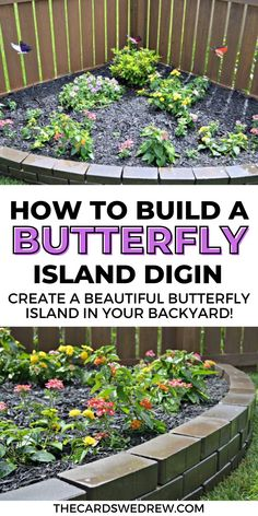Do you want ideas on DIY garden projects you can do with your kids? Here's a simple butterfly garden we made on our backyard. Read on to know how we made this easy diy butterfly garden, the plants for butterfly gardens, ideas on butterfly garden layout, and things to include in a garden for butterflies. We're so happy with our butterfly garden that we're sharing it to you! Organic Gardening, Gardening Tips, Coffee Cup Crafts, Simple Butterfly, Growing Gardens, Diy Garden Projects, Spring Garden, Beautiful Butterflies, Plant Care