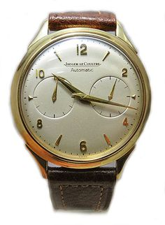 Get upto 20% off in selected watches!! Let's snap the amazing deal with us Jaeger LeCoultre Futurematic and much more....!!!