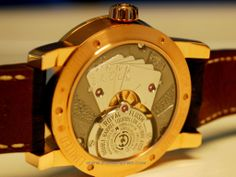 Wristwatch Review - A quick visit to Armin Strom