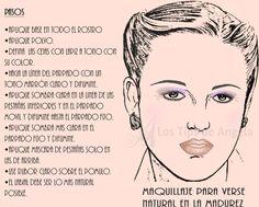 Maquillaje www.lostipsdeangela.com