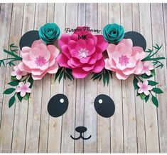 NEW Panda Set available in the Etsy Shop!this one is available and ready to ship! Panda Themed Party, Panda Birthday Party, Panda Party, Bear Party, Diy Birthday, Birthday Party Decorations, Baby Shower Decorations, Party Themes, Birthday Parties