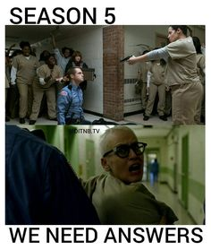 See this Instagram photo by @oitnb.tv • 1,498 likes