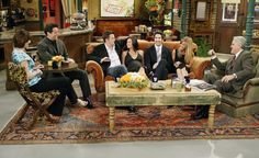 """The coffee shop from """"Friends"""" is now open to the public -- """"Central Perk"""" in Manhattan!"""