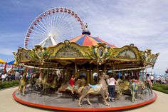 Navy Pier Carousel | Flickr