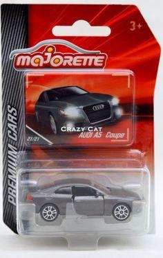 Majorette METAL Mini Car PREMIUM CARS AUDI A5 Coupe 21/21