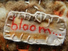 detail - back cover wrap, gypsy wisdom