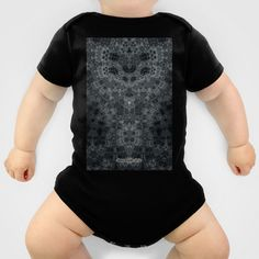 acid.ducks.6 Baby Clothes by disposable.ninja - $20.00