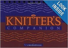 The Knitter's Companion (The Companion Series): Vicki Square: 9781883010133: Amazon.com: Books