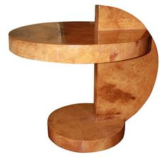 From Paris! Cool end table