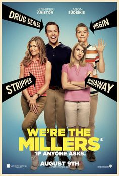 We're the Millers Movie Review on http://www.shockya.com/news