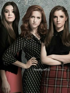 Life dedicated to Bechloe Pitch Perfect Chloe, Pitch Perfect Movie, Anna Camp, Emperors New Groove, Chef D Oeuvre, Anna Kendrick, Celebrity Crush, Celebrity Moms, Pretty And Cute