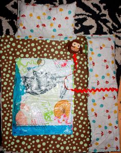 Changing Pad with Owl