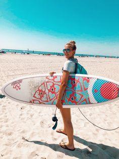 Summer Things, Surfing, Beach, Cute, The Beach, Kawaii, Surf, Beaches, Surfs Up