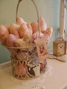 ~Shabby Delights~: ~A Pinky Past~