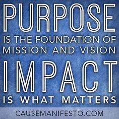 foundation mission purpose