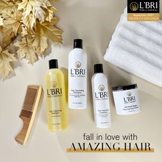 Fall in Love With Amazing Hair