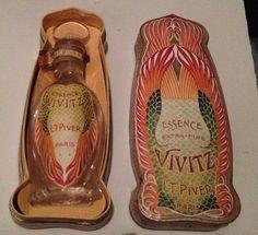 "Essence Extra Fine ""Vivitz"" by L T Piver Paris Perfume Bottle in Box | eBay"