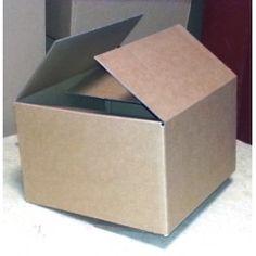 25 boxes 270 x 260 x 130mm Single Wall