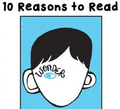 In case you need them, this post details 10 reasons for you to teach the novel Wonder by R.J. Palacio to your students. It's an amazing story you'll love!