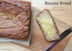 Paleo Banana Bread - My Heart Beets