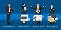Oktopost blog-Fielding-Your-Social-Media-Team. #business #marketing #startups #digitalmarketing #alvomedia #contentmarketing