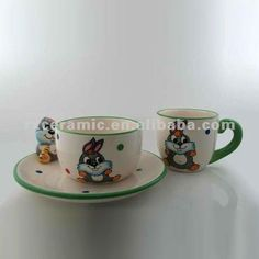 1,This is a hand-painted ceramic  tableware2, Price is reasonable 3, Has  very strong environmental protection function