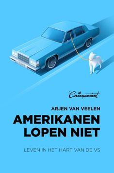 bol.com | Amerikanen lopen niet, Arjen van Veelen | 9789082821628 | Boeken