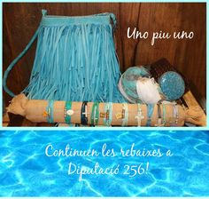 Blue Summer Drawstring Backpack, Backpacks, Summer, Blue, Summer Time, Drawstring Backpack Tutorial, Women's Backpack, Backpack, Backpacker