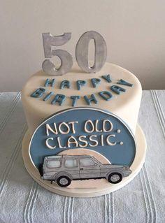 50th Birthday, Happy Birthday, Birthday Cake, Beautiful Cakes, Amazing Cakes, Fondant, Apple Pie Cake, Cupcake Cakes, Cupcakes