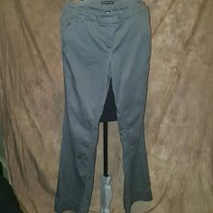 NEW YORK &CO. KHAKIS Khakis New York & Company Pants Wide Leg
