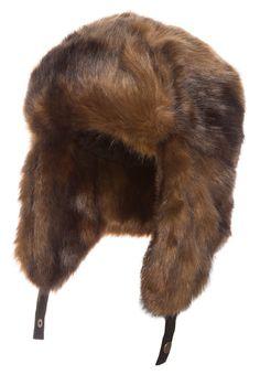Mütze brown  gefunden auf Styletorch