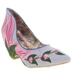 The Tiger Blossom from Irregular Choice arrives at schuh: and it's blooming…
