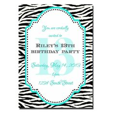 13 year old birthday party invitations party invitations 13th birthday party invitation girl birthday by peachymommy 1500 filmwisefo