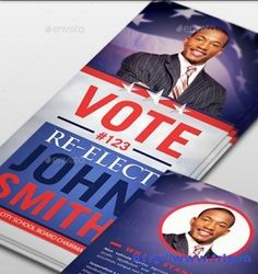 Election Flyer Template Microsoft Word  Free Political Campaign