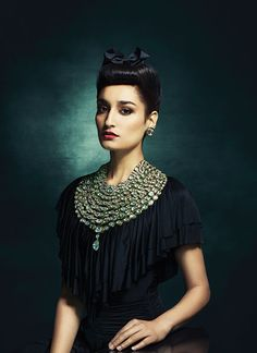 Hazoorilal Jewellers, South Extension | Vogue Wedding Show 2014