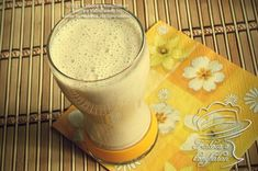Healthy Drinks, Glass Of Milk, Food And Drink, Desserts, Recipes, Foods, Tailgate Desserts, Food Food, Deserts