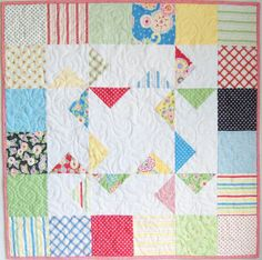 Quiltsy Destash Party Windmills Quilted Table Runner Pattern using Charm Squares Great for Beginners, Make it Today, Instant Download also makes wallhanging quilt.  *Beginner Friendly Quilt Pattern *PDF download - start sewing today! *Highly Tested, Easy to use and well illustrated *Charm Pack Friendly Pattern  I was delighted with my latest review - Great pattern! Easy to read and my table runner turned out perfect! Thank you so much!!! This is exactly what I strive for in my patterns!  Do…