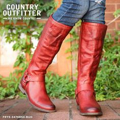 http://fancy.to/rm/465653377720649819   Love me some red boots