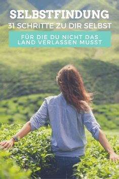Selbstfindung - 31 Schritte zu Dir selbst, für die Du nicht das Land verlassen musst The Simple Life, Life Is Too Short Quotes, Life Is Short, Less Is More, More Fun, Gaia, Life Hacks, Three Little Pigs, Early Retirement