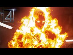 """JESSIE SPENCER: Fantastic Four 