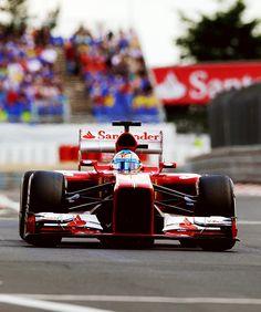 Ferrari 2013 Formula One car