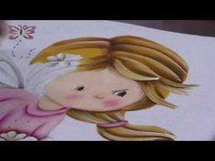 Mulher.com - 17/05/2016 - Pintura em tecido - Audrei Isis PT2 - YouTube