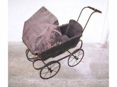 950: Vintage 1920s Doll Stroller : Lot 950