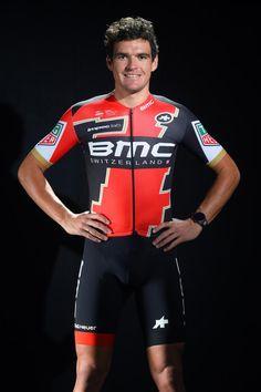 Greg Van Avermaet models the new BMC kit @tdwsport