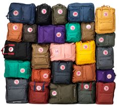 I'm using the fact that I'll be flying alone with E at Thanksgiving as an excuse to buy a new backpack. Think I may have to check out their Soho store to see all the colors in person!