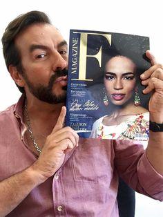 I love my F Magazine! And you? Já nas bancas!!! Comprem! #ilovefmagazine